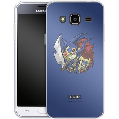 Samsung Galaxy J3 (2016) Silikon Handyhuelle - Black Luster Soldier SD von Yu-Gi-Oh!