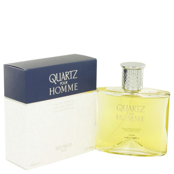 Quartz - Molyneux Eau de Toilette Spray 100 ML