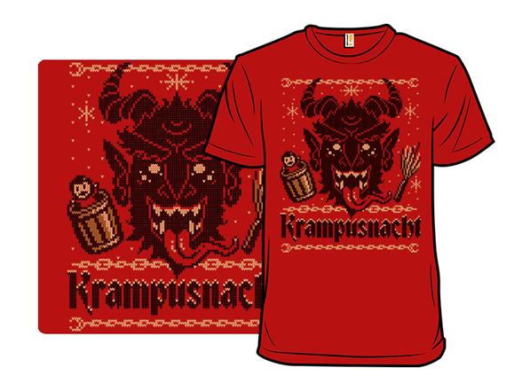 Krampus Night T Shirt