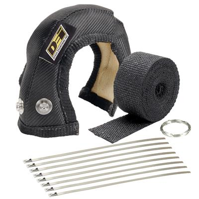Design Engineering Turbo Heat Shield Kit T3 (Onyx) - 010180