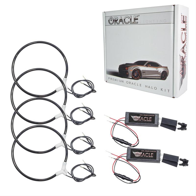 Oracle Lighting 2319-037 Hyundai Tiburon 2007-2008 ORACLE CCFL Halo Kit
