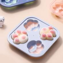 1pc Random Color Claw Pudding Mold