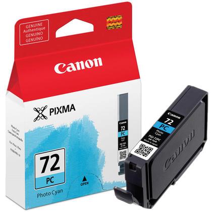 Canon PGI-72PC 6407B002 Original Photo Cyan Ink Cartridge