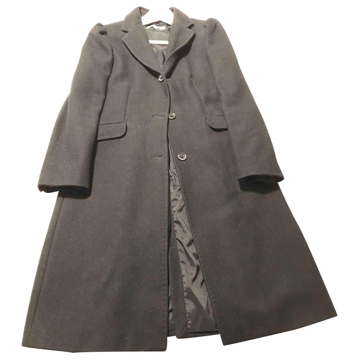 See By Chloe - Manteau   pour femme en laine - noir