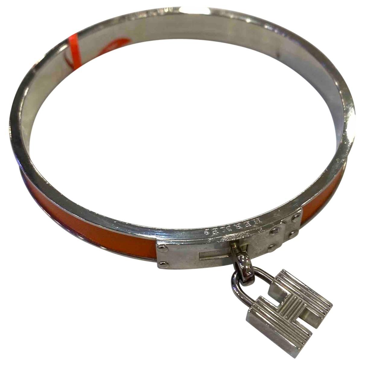 Hermès \N Metal bracelet for Women \N