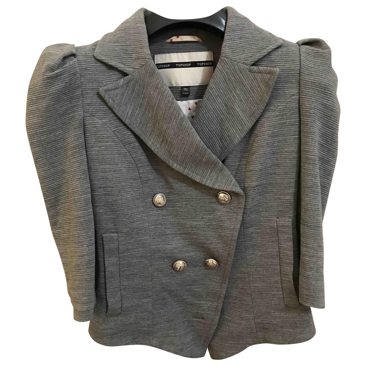 tophop \N Grey jacket for Women 8 UK
