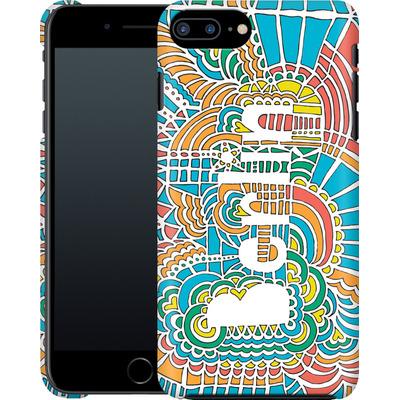 Apple iPhone 8 Plus Smartphone Huelle - Berlin Blue von Kaitlyn Parker