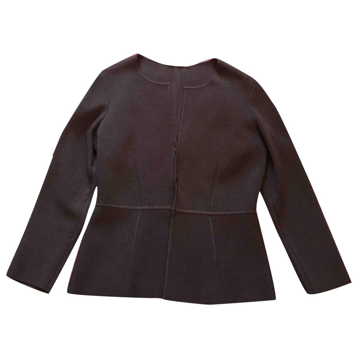 Lk Bennett \N Black jacket for Women M International