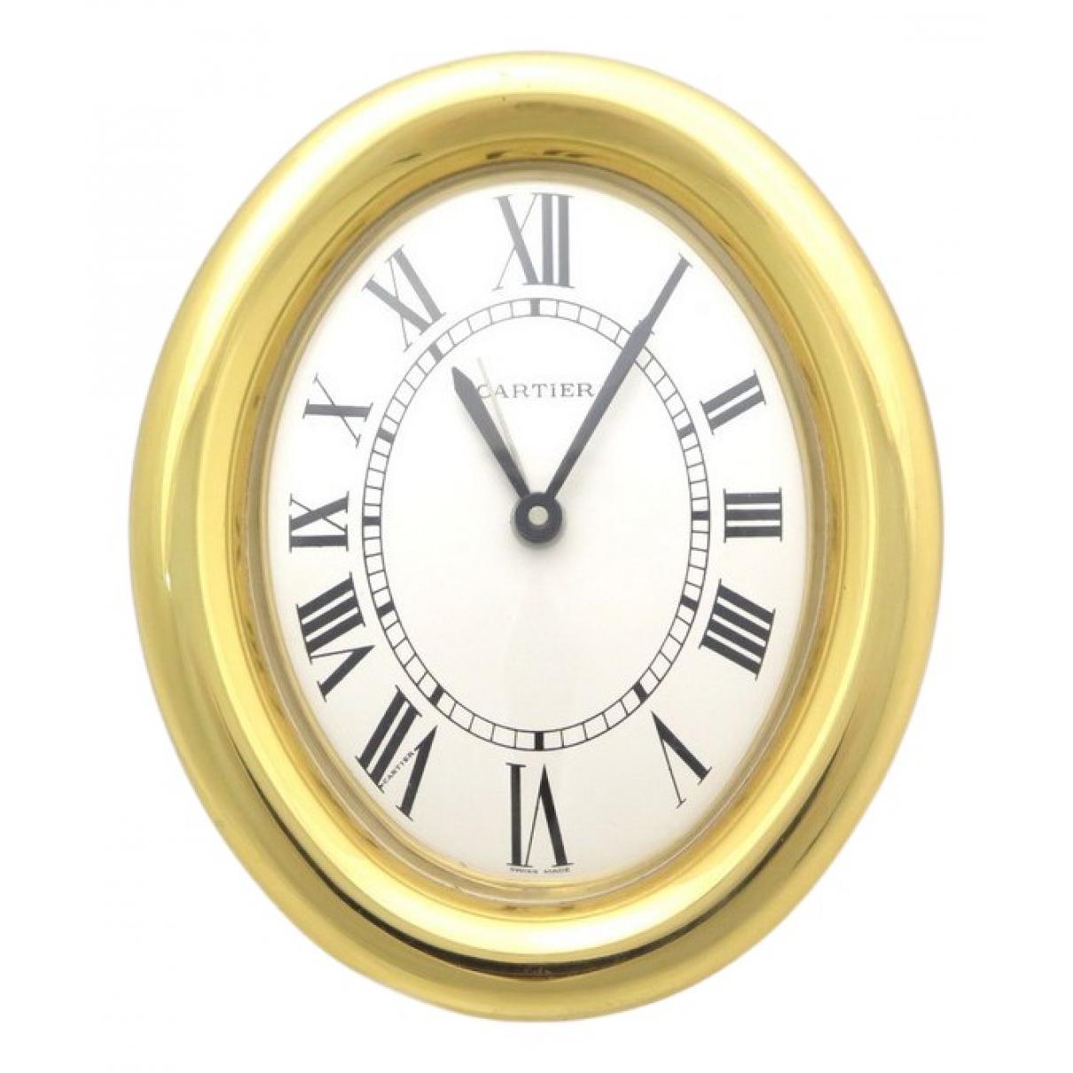 Reloj Baignoire Cartier