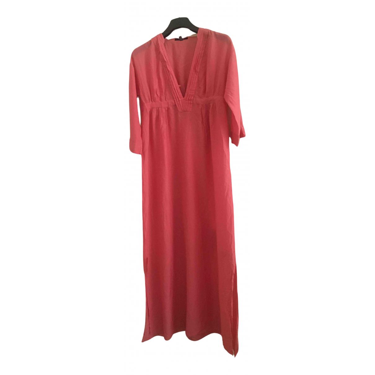 Gant \N Kleid in  Rosa Seide