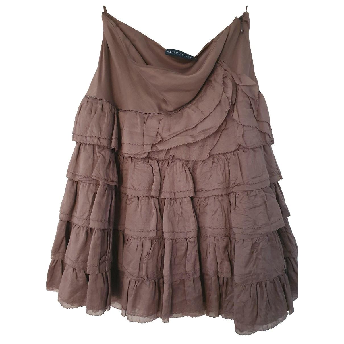Ralph Lauren - Jupe   pour femme en coton