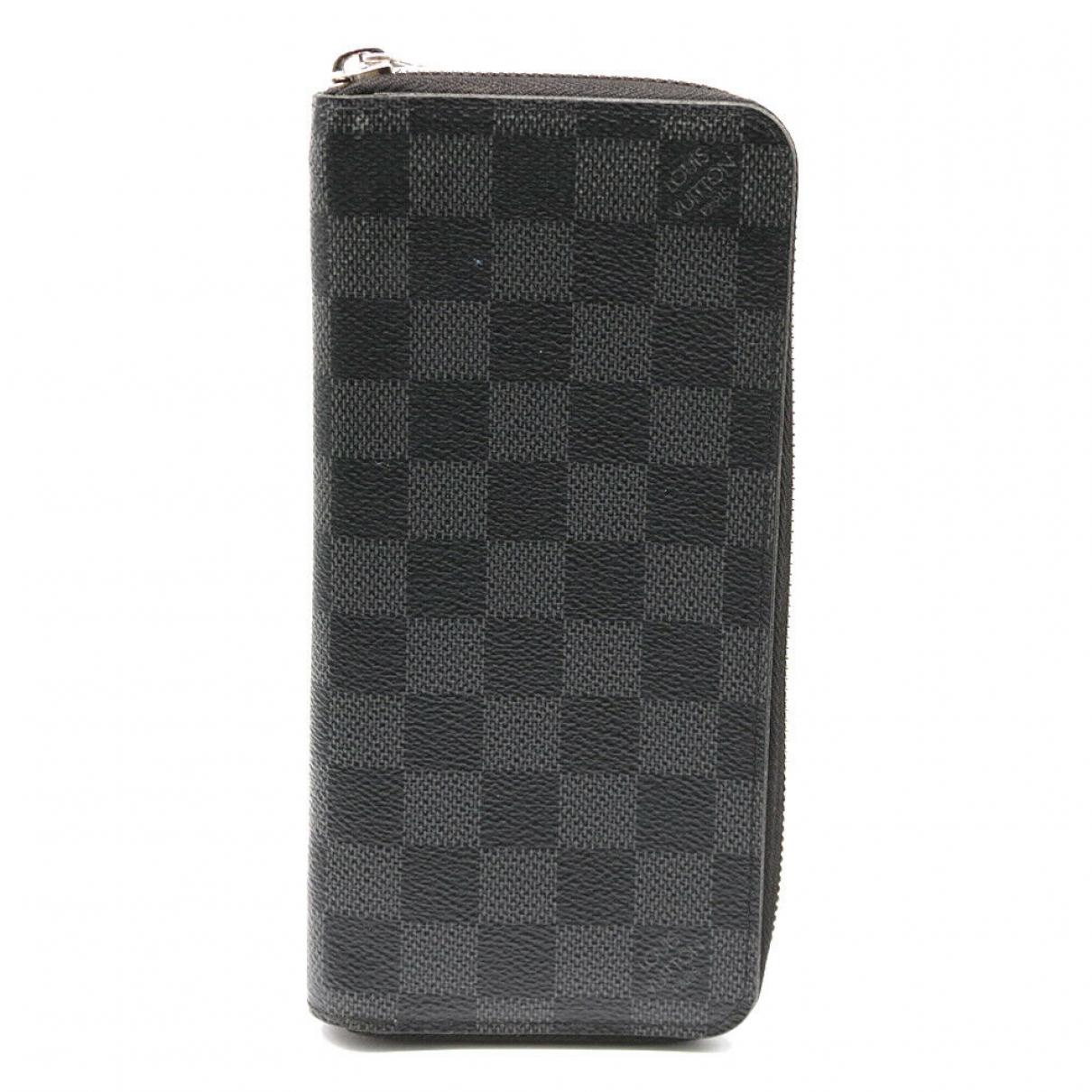 Louis Vuitton - Petite maroquinerie   pour femme en autre - noir