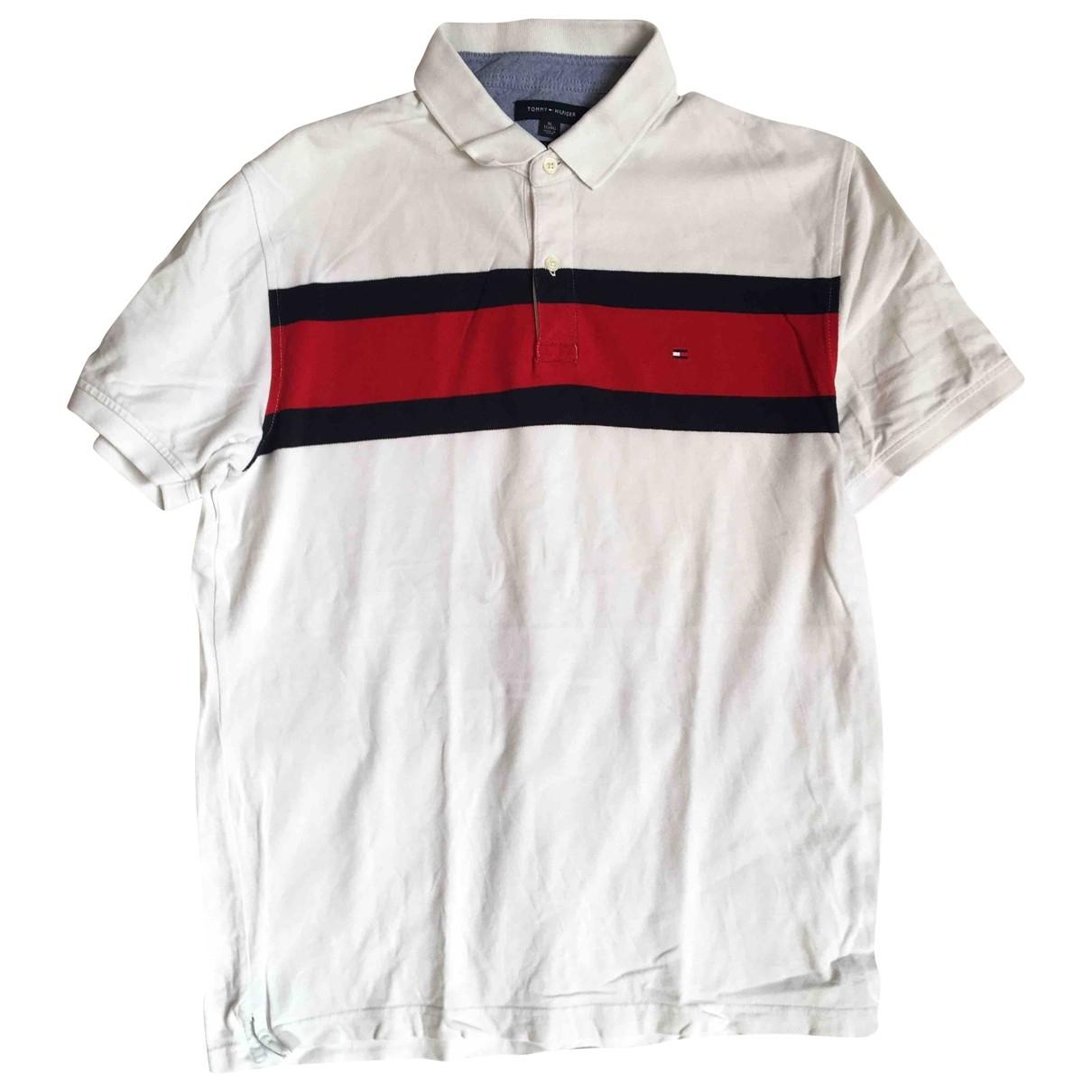 Polo en Algodon Multicolor Tommy Hilfiger