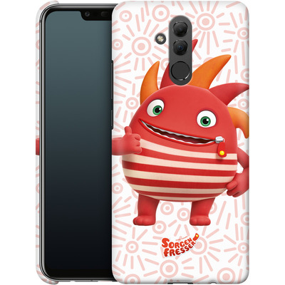 Huawei Mate 20 Lite Smartphone Huelle - Sorgenfresser Flamm von Sorgenfresser