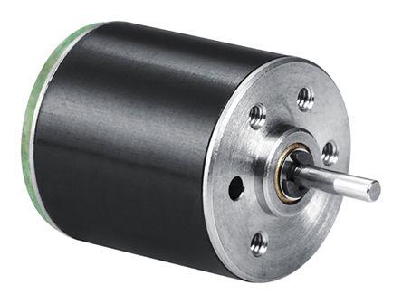 Faulhaber Bipolar Bipolar, Unipolar Stepper Motor 15°, 6mNm, 12 V dc, 75 mA, 4 Wires