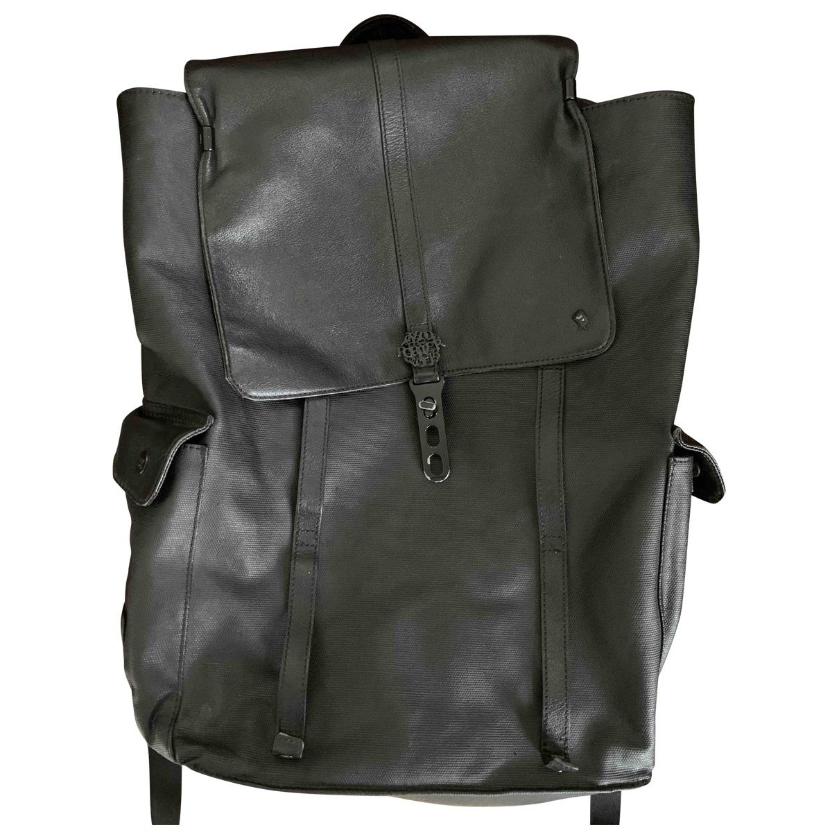 Porter By Yoshida Kaban \N Black Leather bag for Men \N