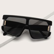 Gafas de sol protectoras de montura plana