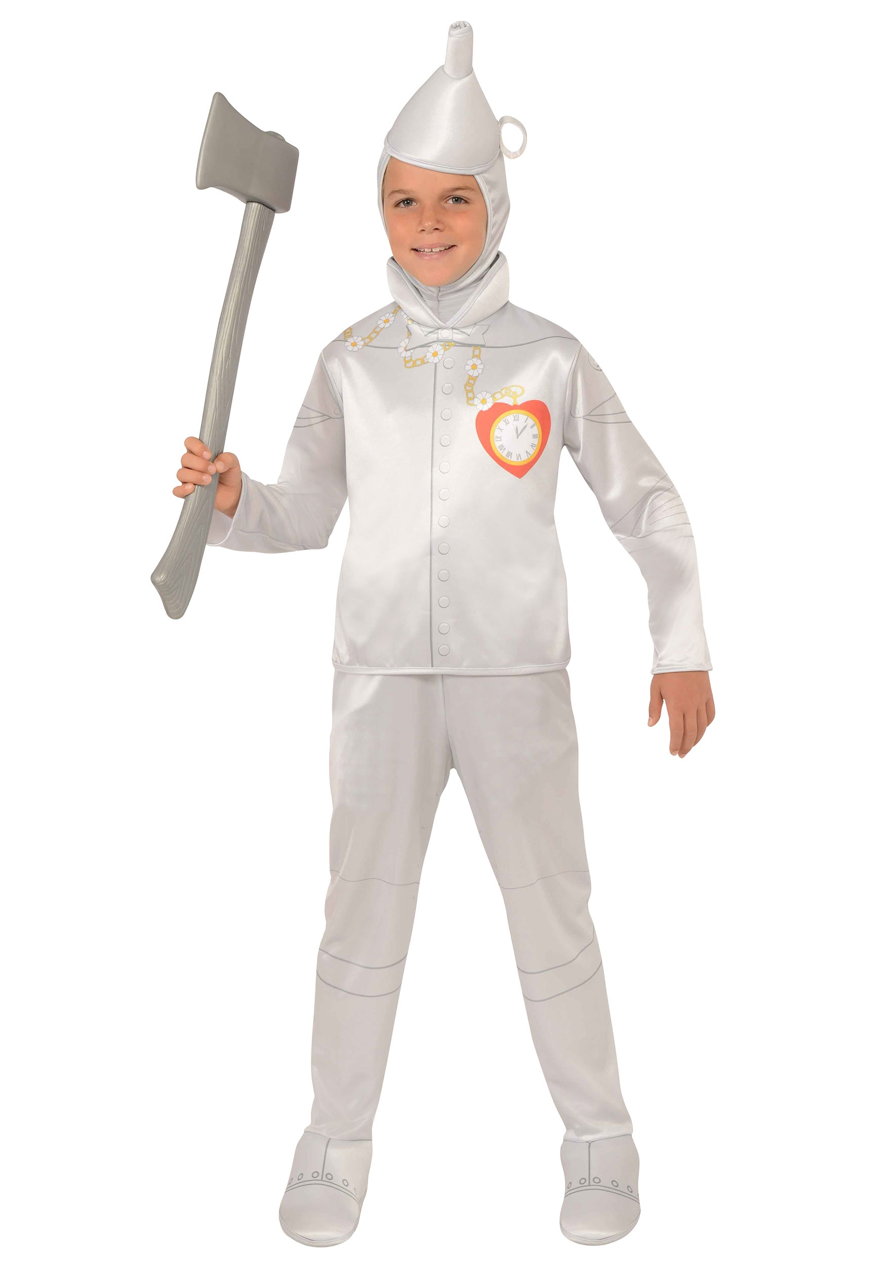 Tin Man Costume for Kids