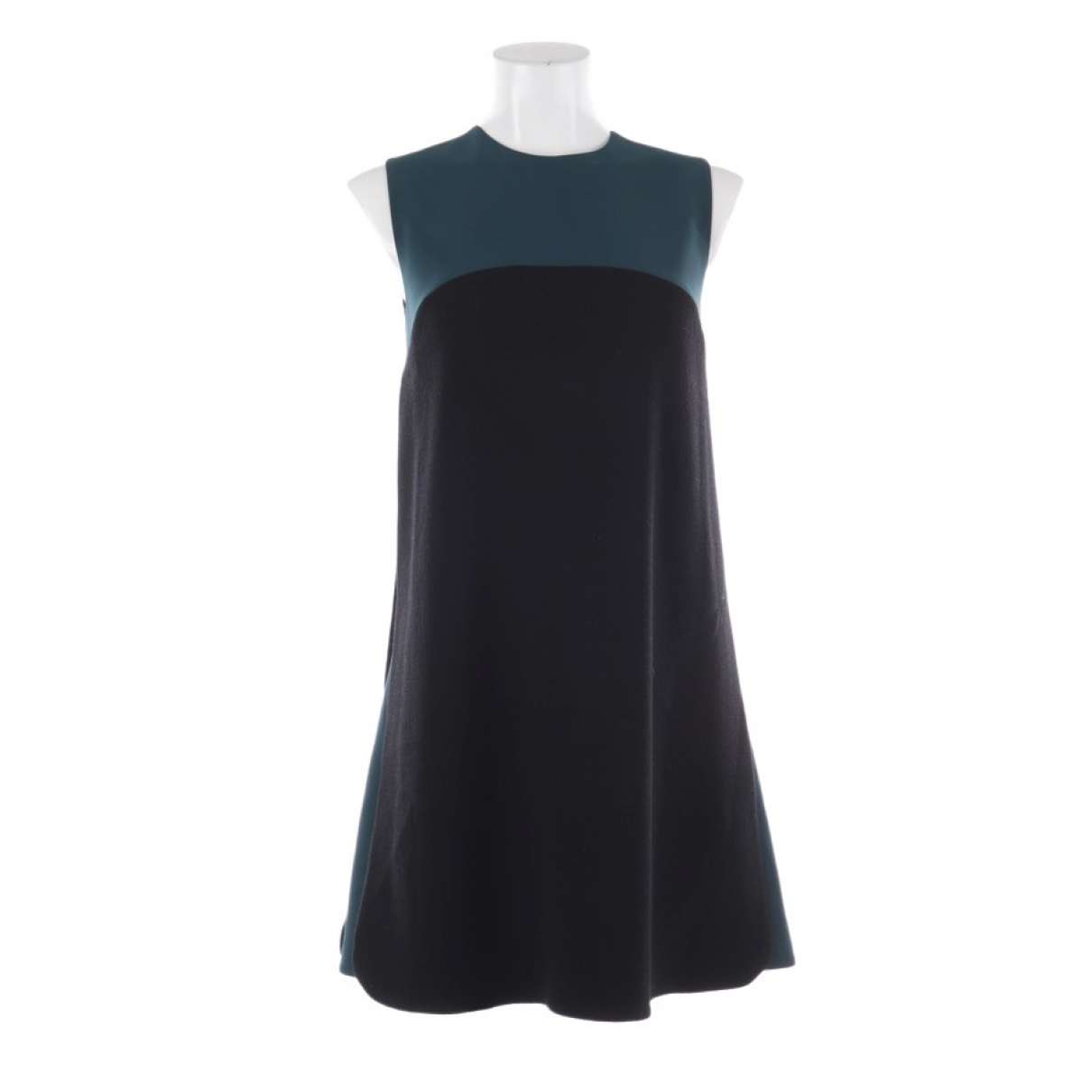 Victoria Beckham \N Kleid in  Blau Synthetik