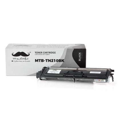 Compatible Brother HL-3070CW Black Toner Cartridge by Moustache