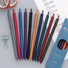 1pc Random Colorful Gel Pen