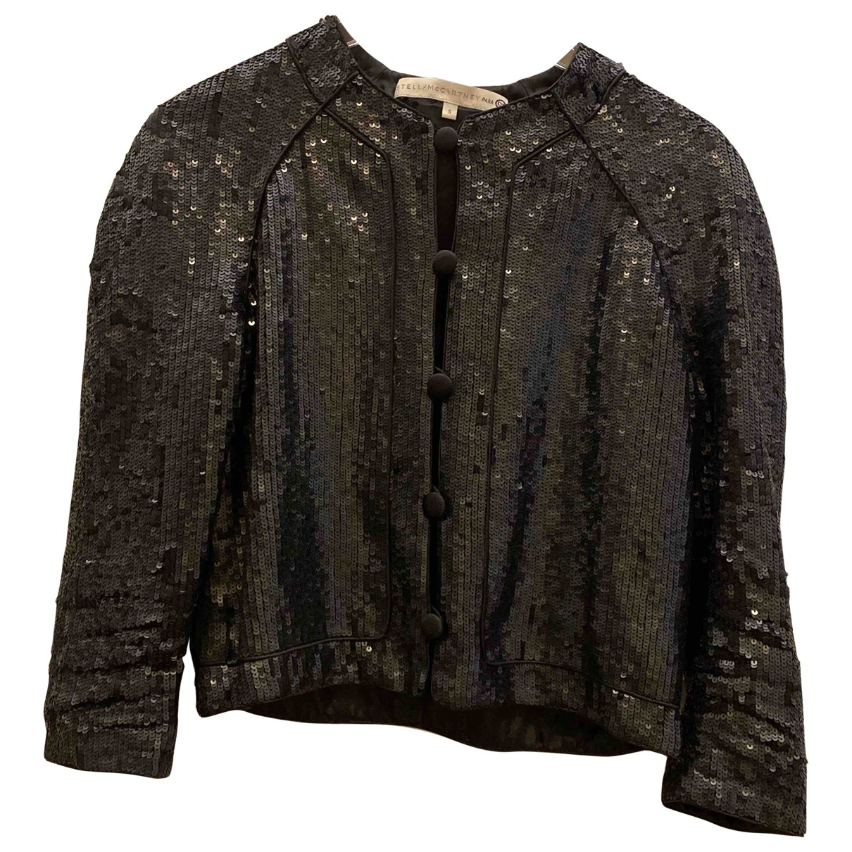 Stella Mccartney \N Black Glitter jacket for Women S International
