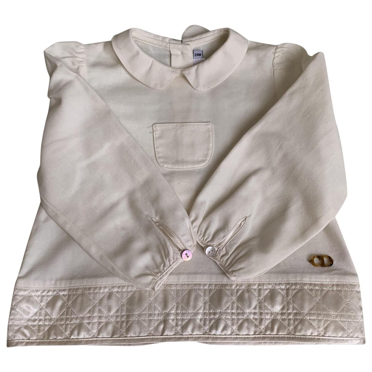 Baby Dior \N Oberteile in Baumwolle