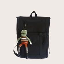 Guys Cartoon Charm Large Capacity Backpack