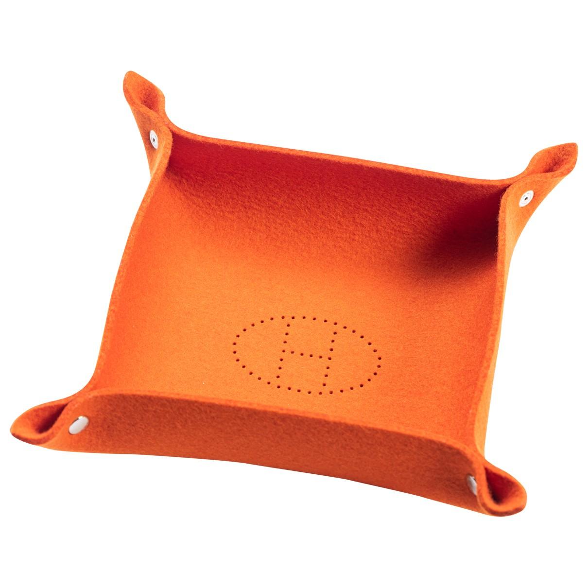 Hermes - Objets & Deco   pour lifestyle en laine - orange