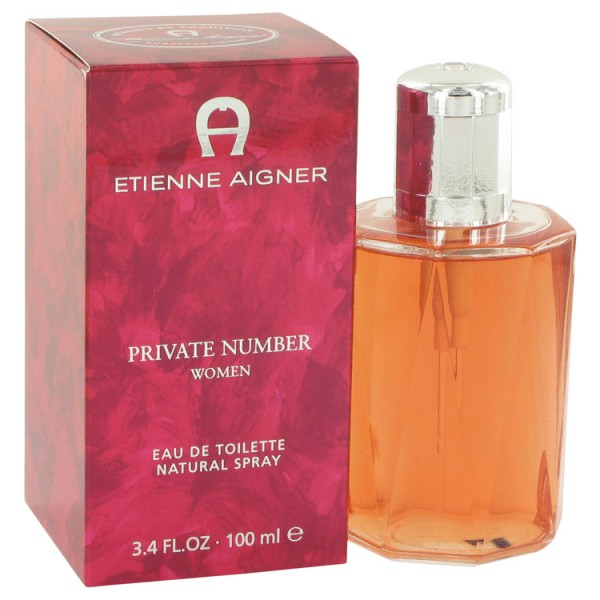 Private Number - Etienne Aigner Eau de toilette en espray 100 ml