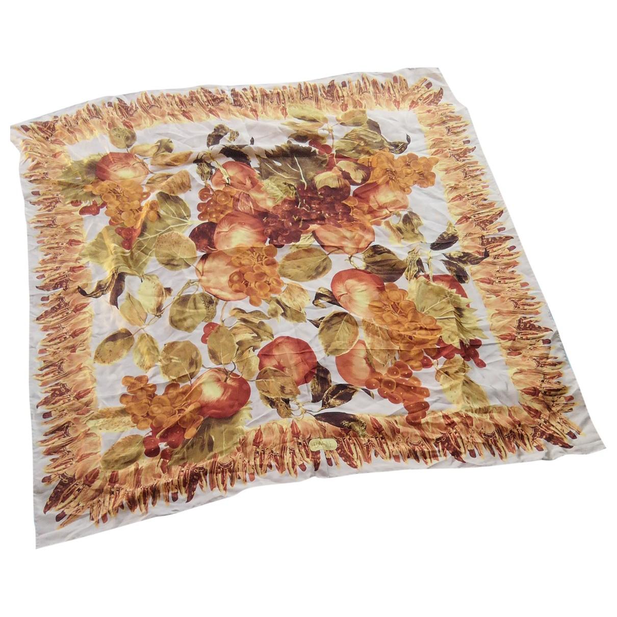 Basile - Foulard   pour femme en soie - multicolore