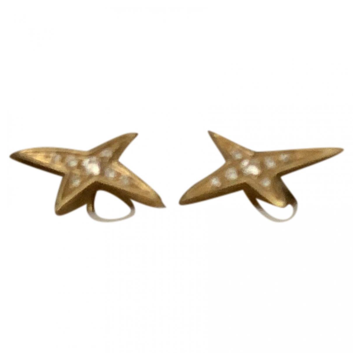 Mauboussin - Boucles doreilles   pour femme en or jaune - dore