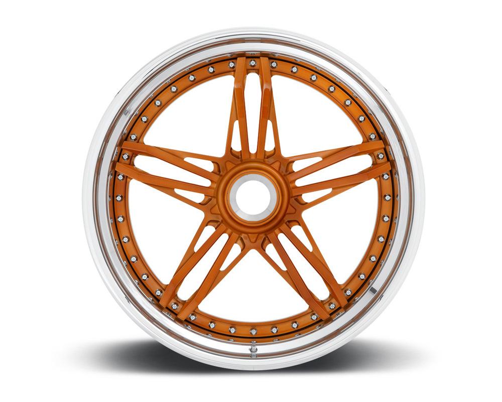 Rotiform ARA-3PCFORGED-CONCAVE ARA 3-Piece Forged Concave Center Wheels