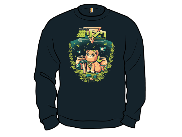 Legendary Kitty Crewneck Sweatshirt