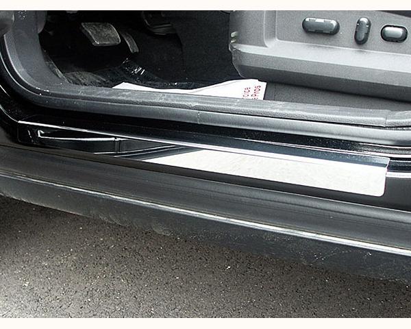 Quality Automotive Accessories 4-Piece Door Sill Trim Lincoln MKX 2007
