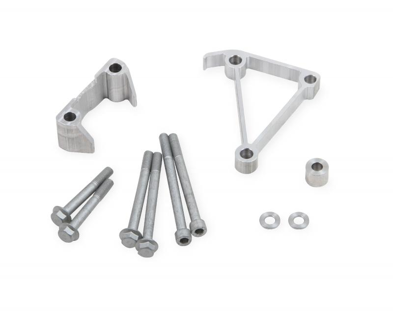 Holley 21-4 INSTALL KIT LS LOWACC DRV BRACKETS USE WITH LONG