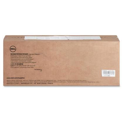 Dell 331-9805 C3NTP M11XH cartouche de toner programme de retour originale noire haute capacité