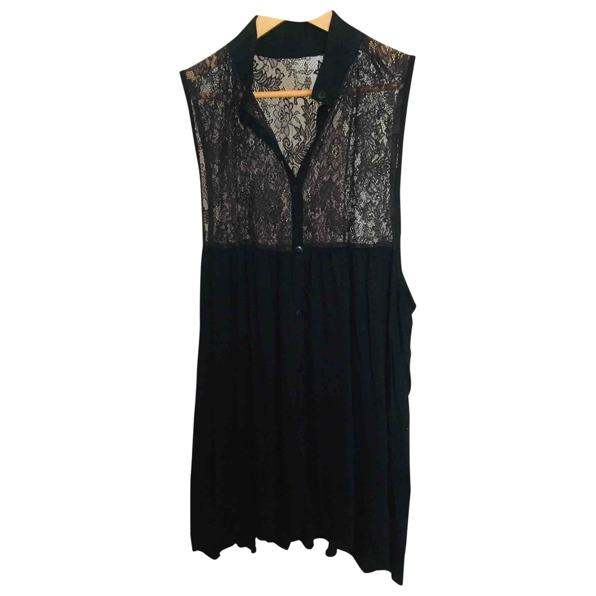 Non Signé / Unsigned \N Black Lace dress for Women 10 UK