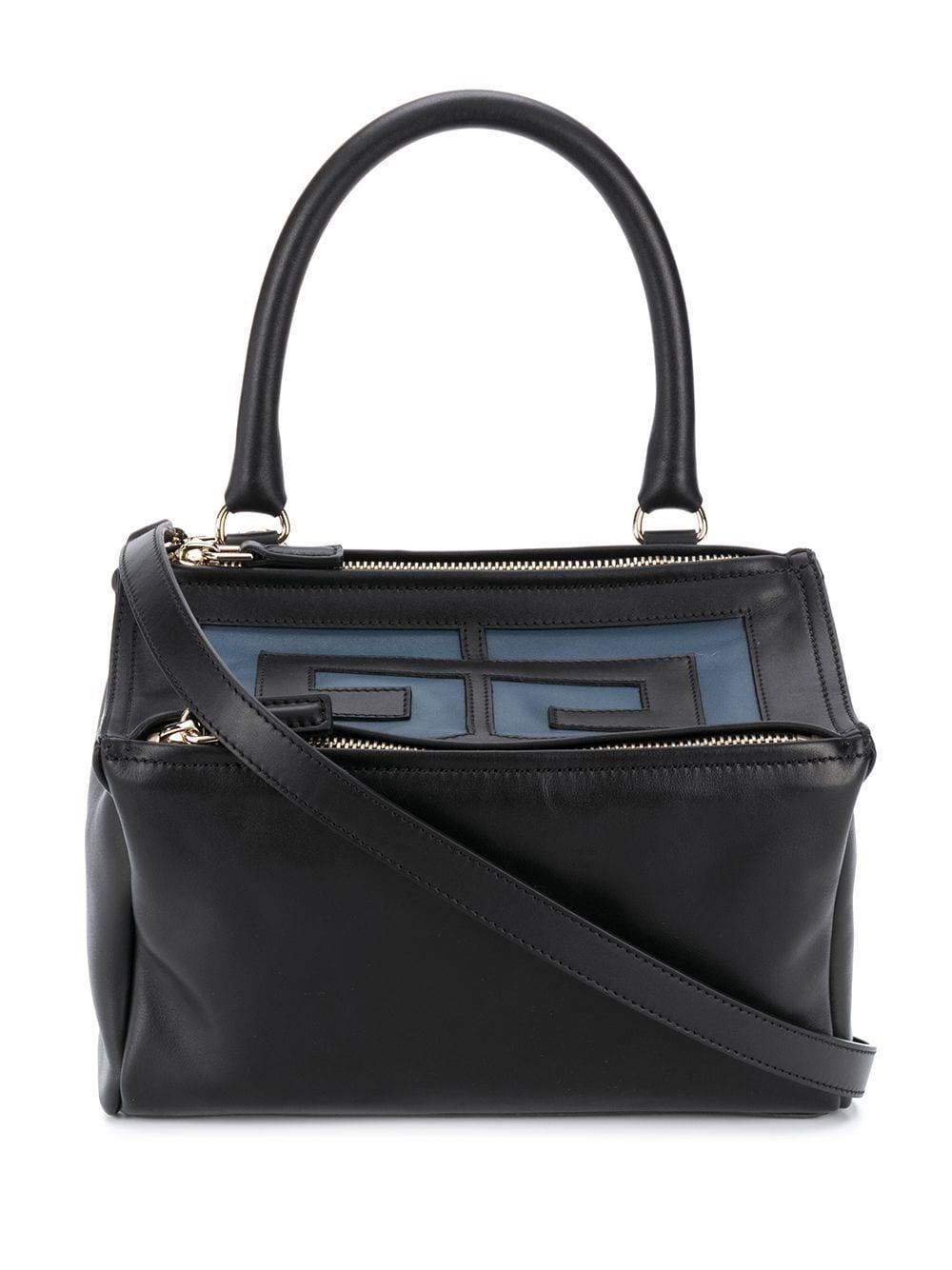 Pandora Small Leather Bag