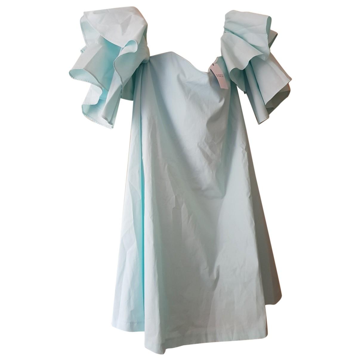 Claudie Pierlot \N Kleid in Baumwolle