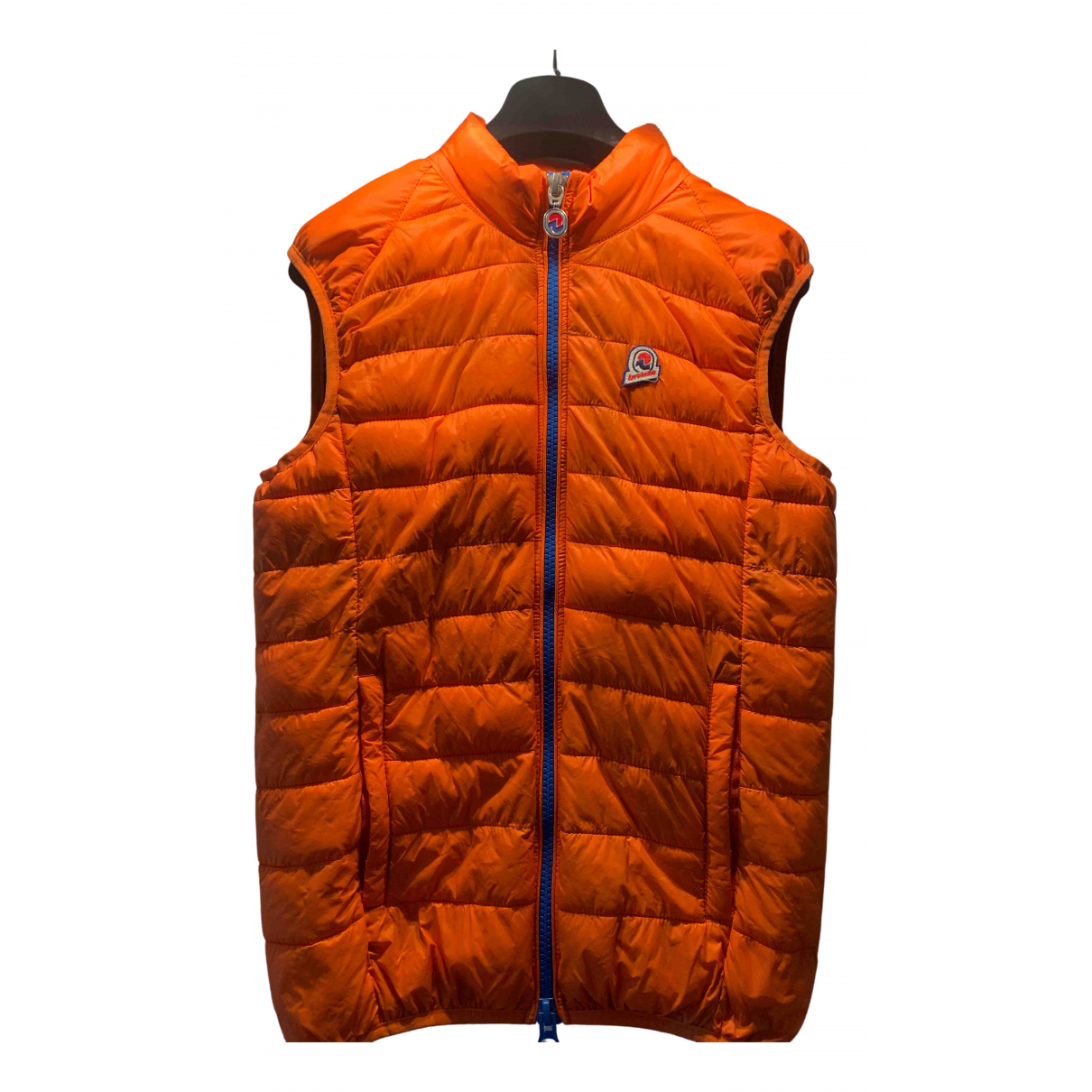 Invicta \N Jacke, Maentel in  Orange Polyester