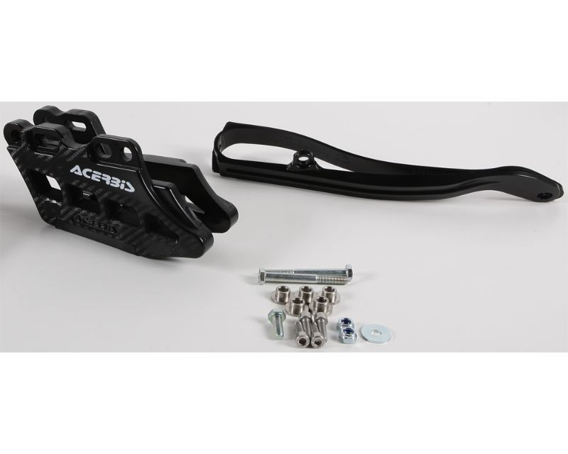 Acerbis 2449470001 Guide/Slider Kit 2.0 Black Yamaha YZ250F 07-20