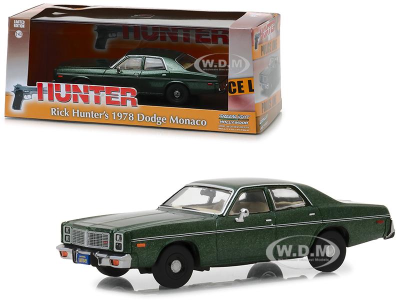 1978 Dodge Monaco (Rick Hunters) Green