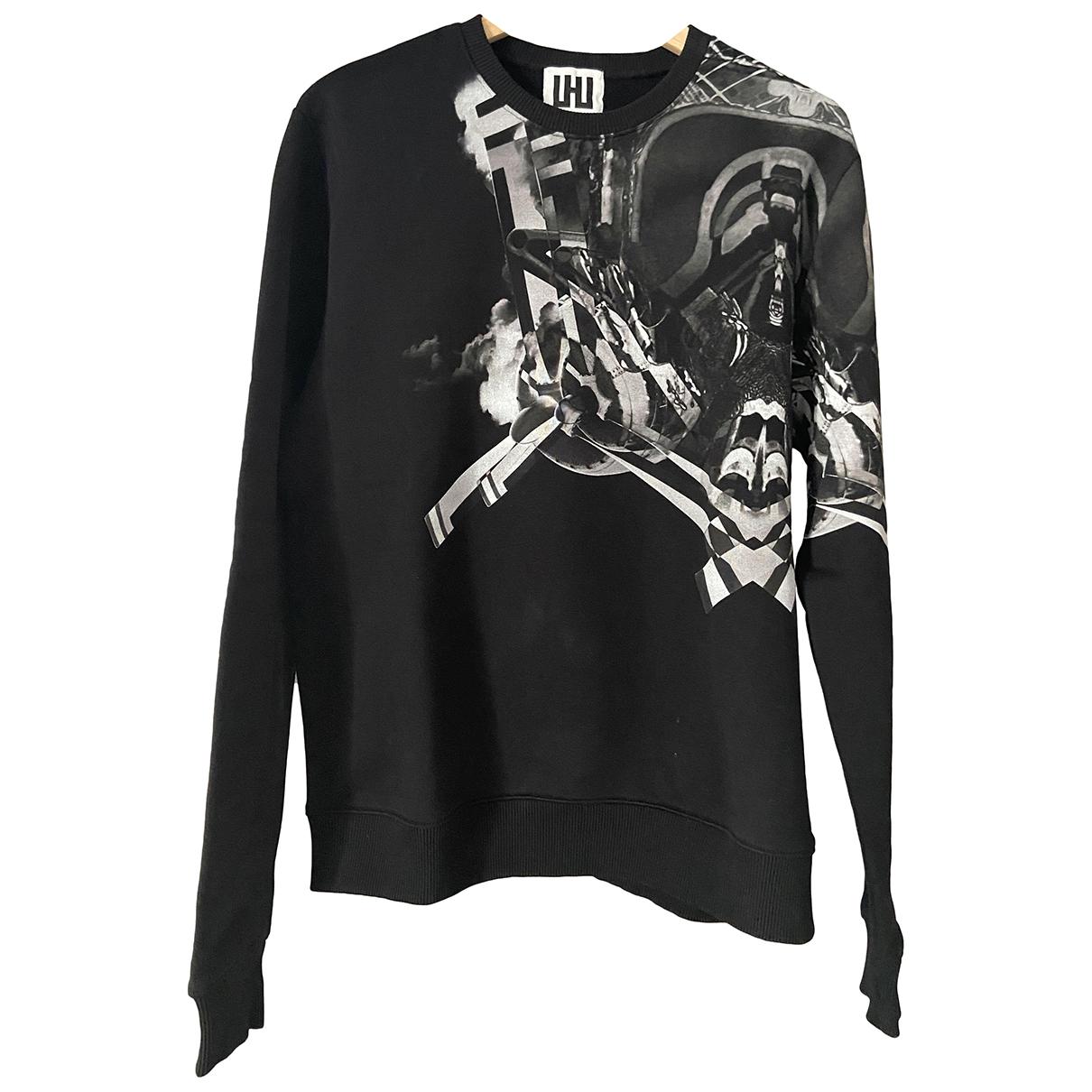 Les Hommes \N Pullover.Westen.Sweatshirts  in Baumwolle