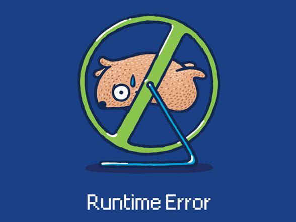Runtime Error T Shirt