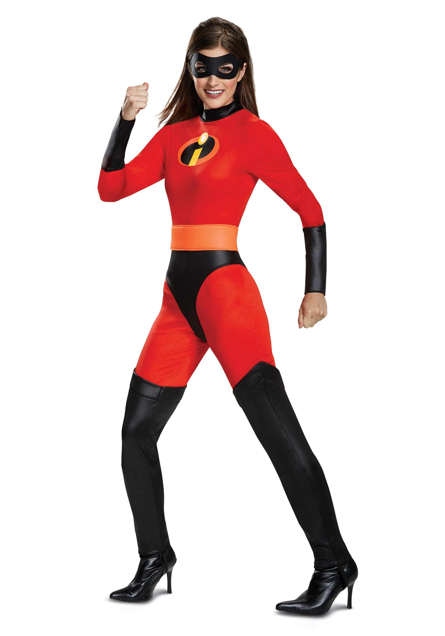 Incredibles 2 Classic Mrs. Incredible Costume for Women