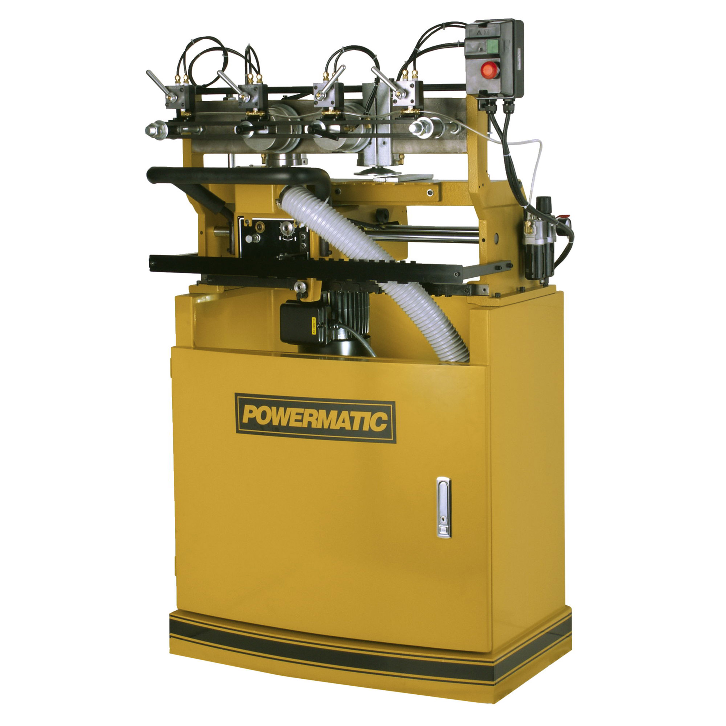 Dovetailer with Pneumatic Clamping, 1HP, 1PH, 230V, Model DT65