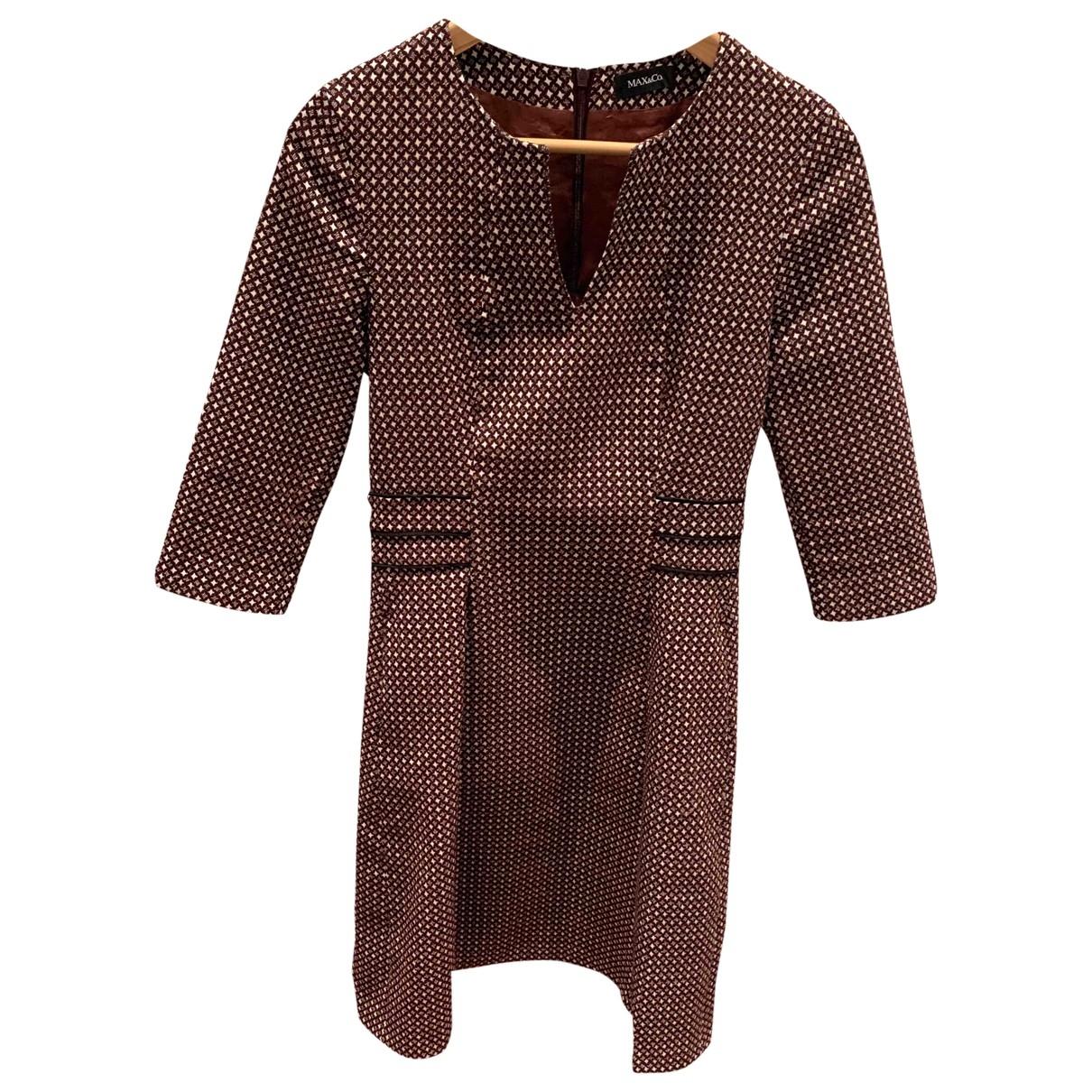 Max & Co - Robe   pour femme en coton
