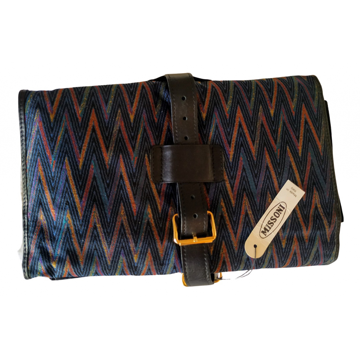 Missoni N Multicolour Leather bag for Men N