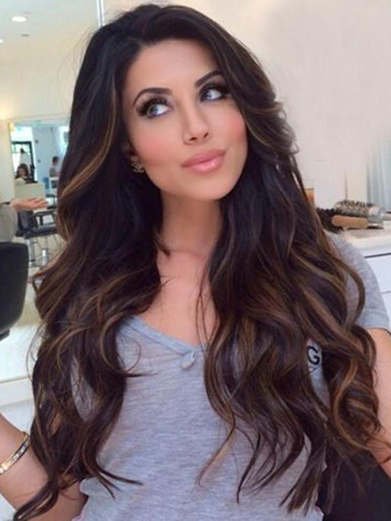 Ericdress Body Wave 7 pcs Clip In 100% Human Hair Extenstion
